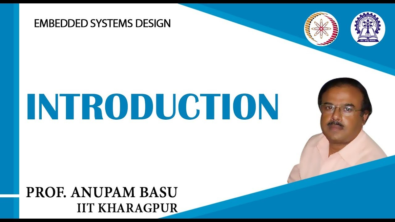 NPTEL :: Computer Science and Engineering - NOC:Embedded Systems Design