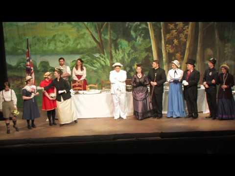 Friday Cast - Benjamin Britten - Albert Herring, Act II - Baylor Opera Theater, Jan 29,2010 720p