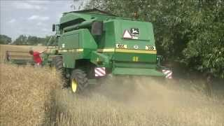 Żniwa. Harvest 2015 GR Kamionka-Agro Rzepak