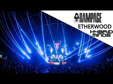 Etherwood b2b Hybrid Minds @Rampage Open Air 2019 | Drops only