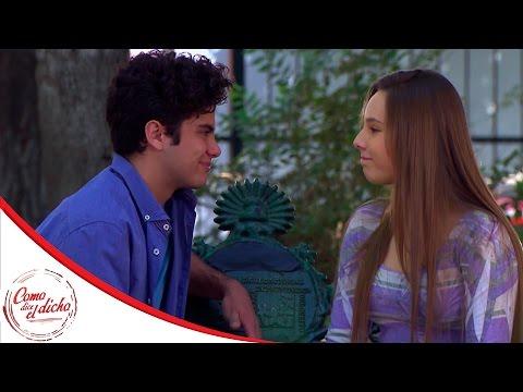Aura encuentra un apoyo incondicional con Pedro | Amar y saber...  | Como dice el dicho