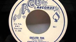Charles Brown & Amos Milburn -  Educated Fool