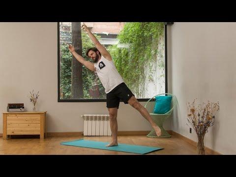 Pilates online - Clase de pilates, fuerza a la musculatura de rodillas