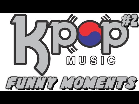 K- Pop Funny Moments Crack Humor Pt:2