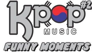 K- Pop Funny Moments Crack Humor Pt:2