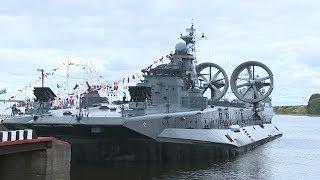 Чем удивляет Международный военно-морской салон