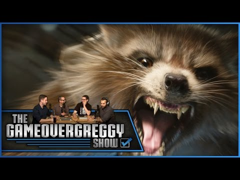 Grandma Miller vs. The Raccoon - The GameOverGreggy Show Ep. 125 (Pt. 3)