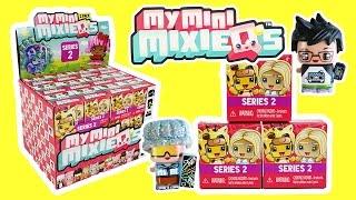 My Mini Mixie Q's Series 2 Full Box Opening