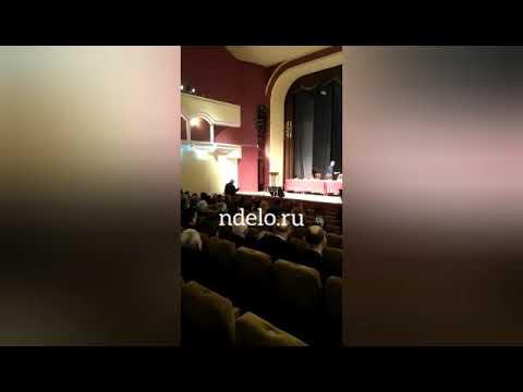 Скандал на собрании дагестанских судей
