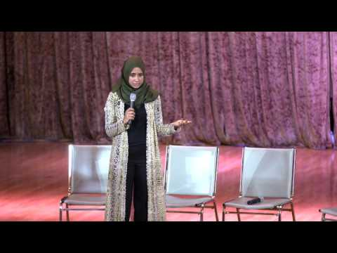 Closing Keynote by Zahra Billoo | Alliance for Girls