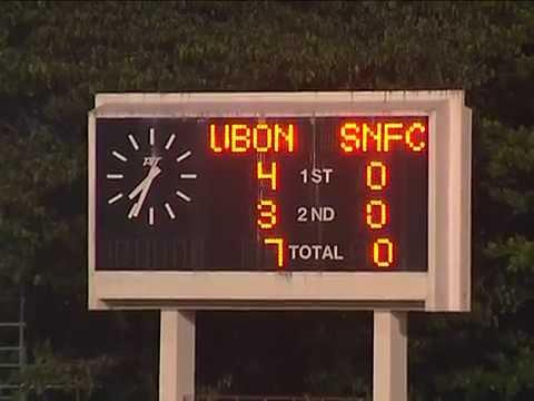 อุบล ยูเอ็มที เอฟซี 7 - 0 สกลนคร เมืองไทย เอฟซี (27Apr2014)