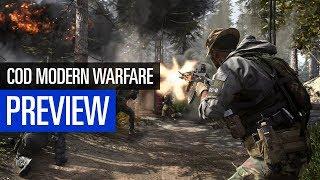 Call of Duty: Modern Warfare | PREVIEW | Der beste Multiplayer der Reihe?