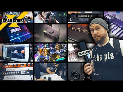Coolest PRO AUDIO Gear Of NAMM 2020!   GEAR GODS