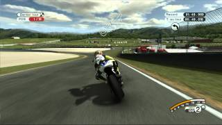 MotoGP 08  PC Gameplay - 1