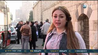 تقرير | توفير وسائل نقل لتمكين النازحين السوريين من العودة إلى ديارهم في دير الزور