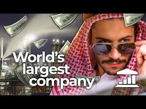 SAUDI ARAMCO, the LARGEST company in the WORLD - VisualPolitik EN