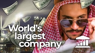SAUDI ARAMCO, the LARGEST company in the WORLD - VisualPolitik EN