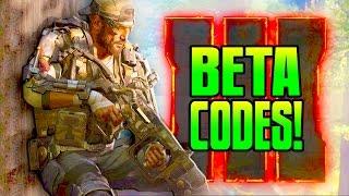 Black Ops 3 Beta Code Giveaway!