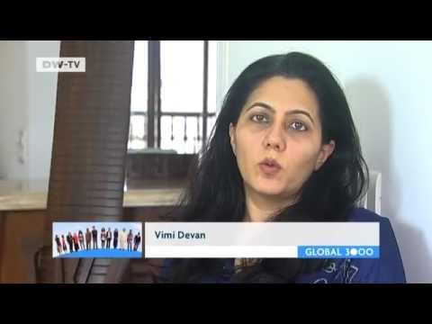 Questionnaire: Vimi Devan of Mumbai,India | Global 3000