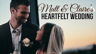 Heartfelt Wedding Video - Matt & Claire, Held at Kaiser (Oakland, CA)