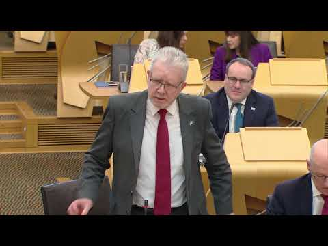 Debate: UK Withdrawal from the European Union (Legal Continuity) (Scotland) Bill - 13 March 2018