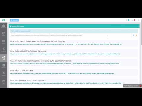 Generate a Feed Rss from Amazon Products and publish on Facebook and Twitter