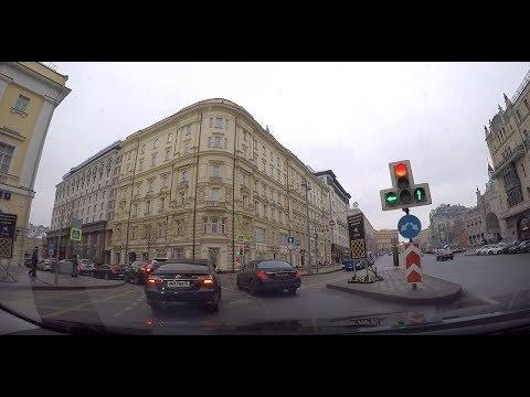 🚘Поездка по районам города на машине. Жизнь в Москве! Экскурсия по улицам Москвы.