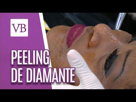 VB Transformando Vidas | Semana 10: Peeling de Diamante - Você Bonita (08/08/18)