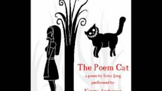 The Poem Cat by Erica Jong. Performed by Kirsty Anderson