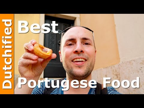 5 BEST Portugese Food In Lisbon Portugal