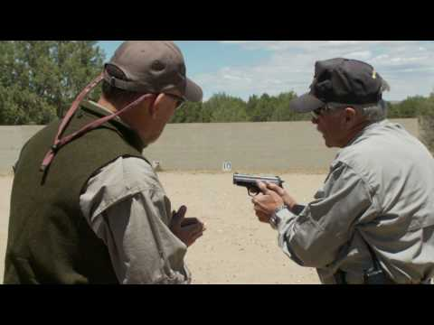 Proper Pistol Grip: Handgun Tip | Gunsite Academy Firearms Training