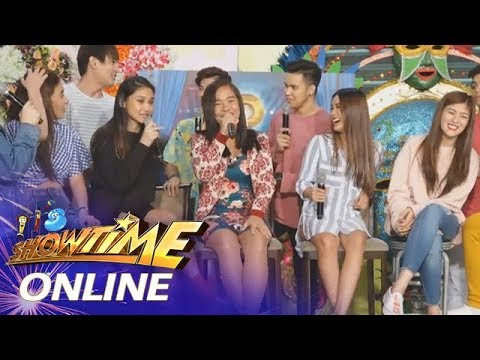 It's Showtime Online: Maica Ramayan is a theatre actor in her school