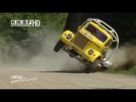 RR Estonia Tartu Rally 2017 | Crash, Close calls, Mistakes, Max Attack, Action