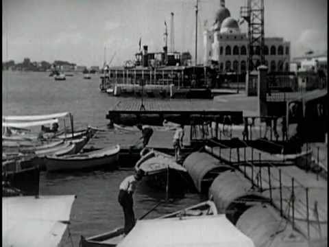 Nile River and People of the River, 1950