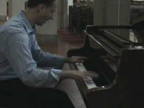 Chinese song - 玫瑰玫瑰我爱你 Rose Rose I Love You arr. Gordon Murray, piano 钢琴