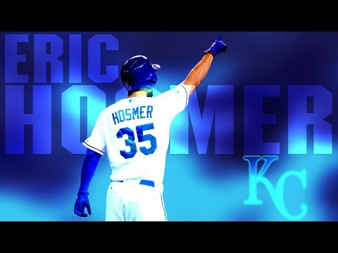 Eric Hosmer | 2016 Royals Highlights Mix ᴴᴰ