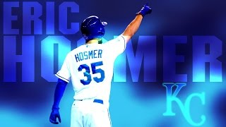 Eric Hosmer | 2016 Royals Highlights Mix ᴴᴰ