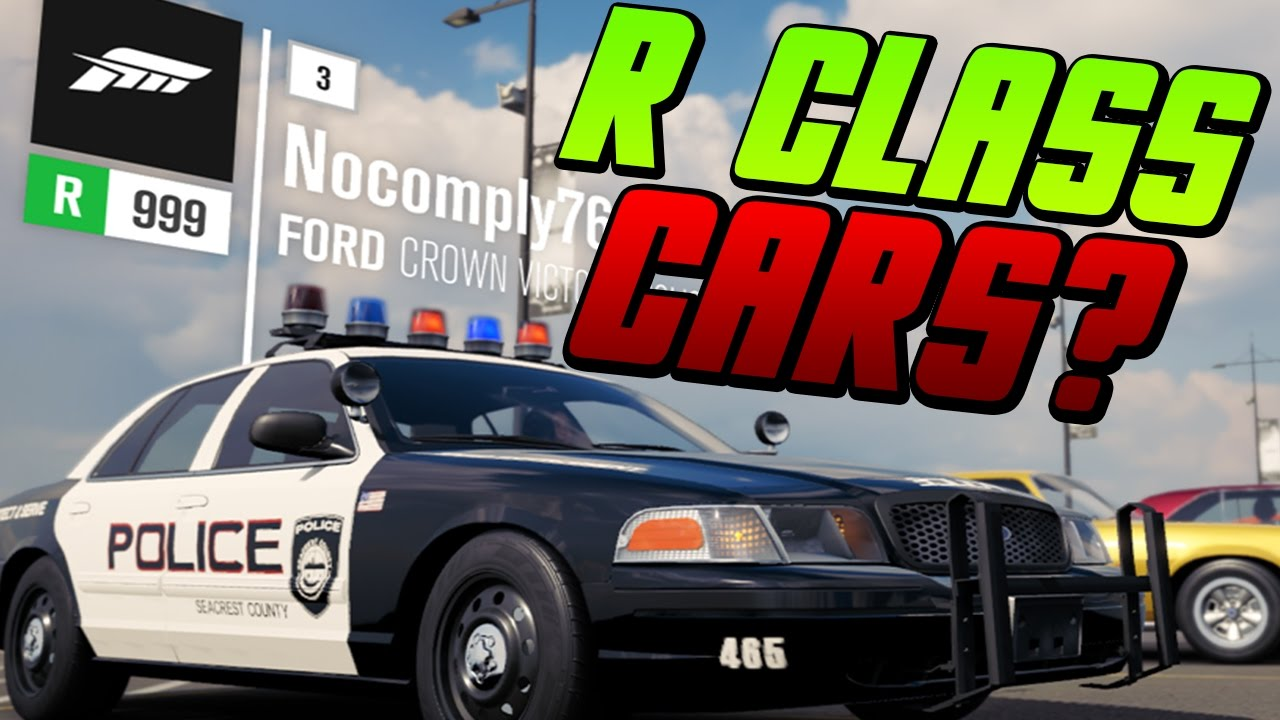 Best Cars By Class Forza Horizon