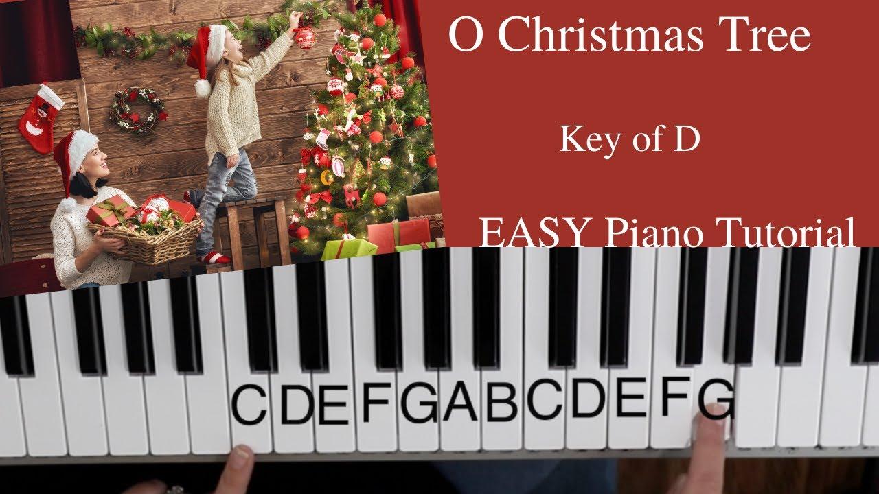 Oh Christmas Key Oh Christmas Key
