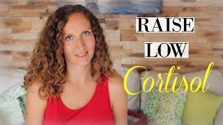 10 Ways to Raise Low Cortisol - Adrenal Series #4