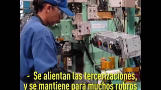 Reforma laboral: 5 claves del pacto antiobrero entre la CGT y el Gobierno