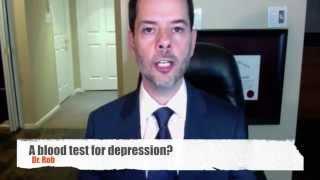 A Blood Test for Depression?