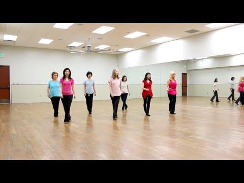 Get Ready - Line Dance (Dance & Teach in English & 中文)