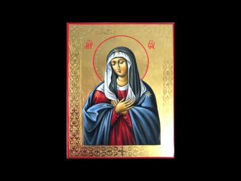 Молитва за детей (во время беременности)
