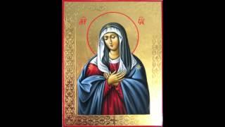 Молитва за детей (во время беременности)(О, Преславная Матерь Божия, помилуй меня, рабу Твою (имярек), и прииди ко мне на помощь во время моих болезней..., 2015-12-29T16:49:16.000Z)