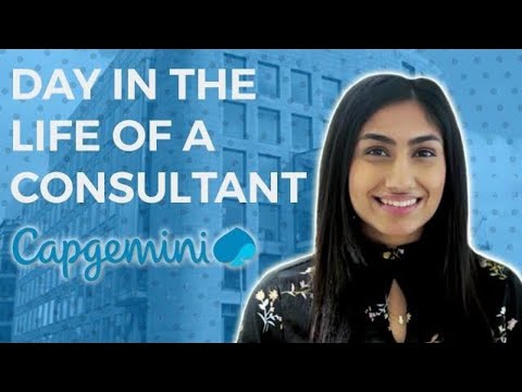 A Day In The Life Of A Consultant At Capgemini UK! Graduate Experience Reveal!