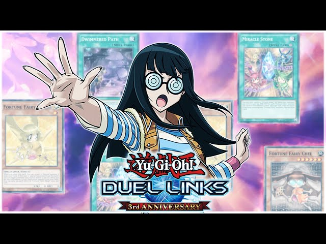 Yu-Gi-Oh! Duel Links | How To Farm NEW Carly Carmine Level 40 8000 Score! 3 Different Decks!