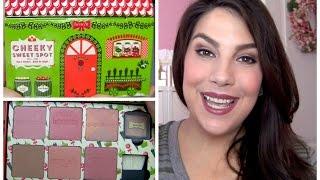 Benefit Cheeky Sweet Spot Palette Review Thumbnail