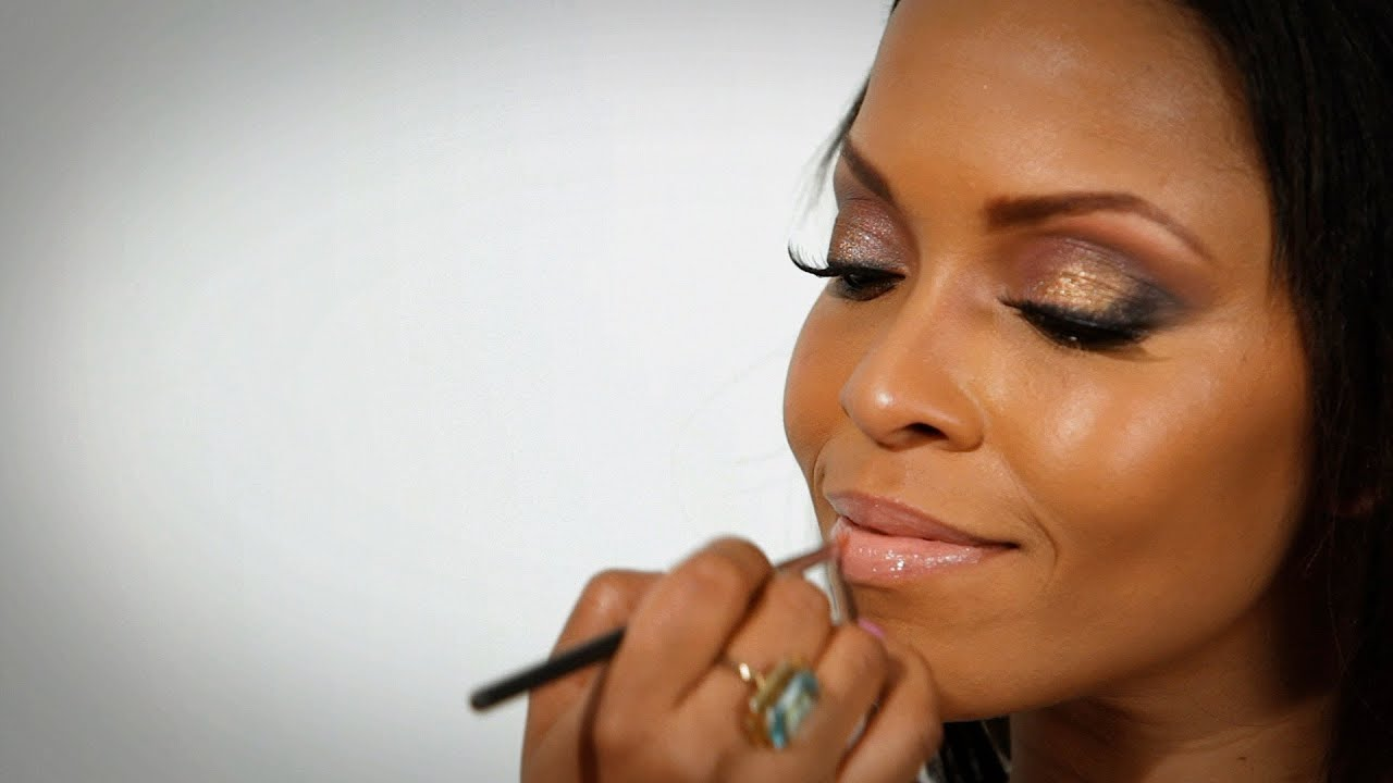 9 makeup tips for black women | black women makeup - youtube