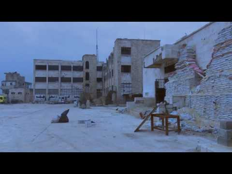 DISTURBING: Inside Aleppo school used as rebel control center